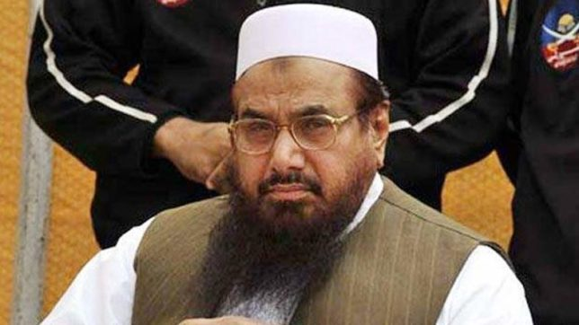 Hafiz Saeed's release an attempt by Pak to mainstream proscribed terrorists: MEA