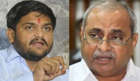 One fool made demand, another fool accepted it: Gujarat Dy CM Nitin Patel to Hardik Patel and Congress