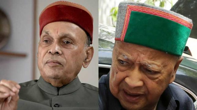 Himachal Pradesh Assembly Elections 2017 LIVE: Congress, BJP lock horns as voting begins in all 68 constituencies