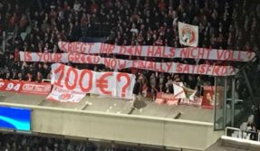 UEFA Champions League: Is your greed now finally satisfied? Bayern Munich fans asks Anderlecht