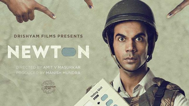 Rajkummar Rao-starrer Newton wins big at Asia Pacific Screen Awards