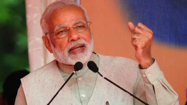 Time to boot out those who have looted Himachal: PM Modi