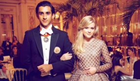 India shines at Le Bal in Paris; Maharaja of Jaipur escorts Reese Witherspoon's daughter Ava Phillippe