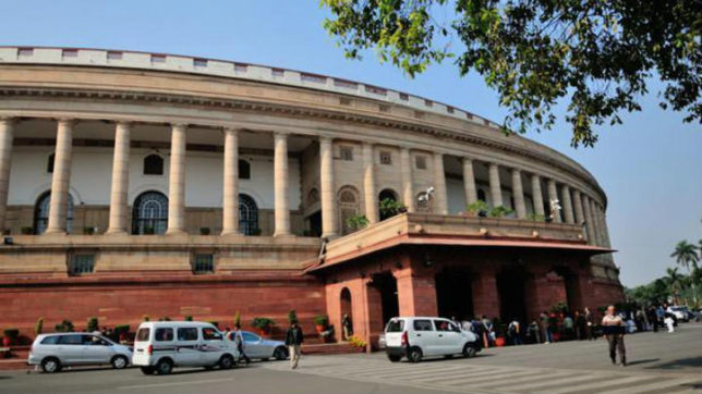 Delayed Parliamentary Winter Session to be held from December 15th to January 5th