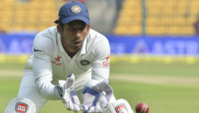Sri Lanka series not preparation for South Africa, feels Saha