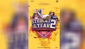 Student Of The Year 2 first look poster: Tiger Shroff all set to be the latest inductee in the coolest college