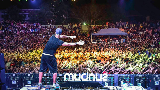 Sunburn music festival threatens Indian culture: Former Telangana MP