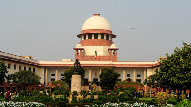 SC to hear today plea on 'bribes' being taken in judges' name