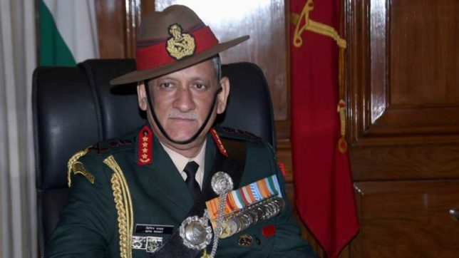 Tanks should operate on western, northern fronts: Army Chief