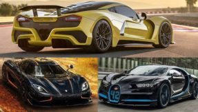 Forget Agera RS and Chiron, Hennessey's 1600 hp Venom F5 is here to steal the show!