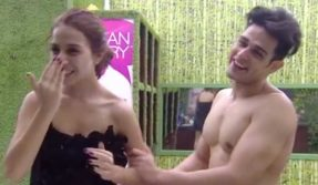Bigg Boss 11: Benafsha Soonawalla confesses her love for Priyank Sharma