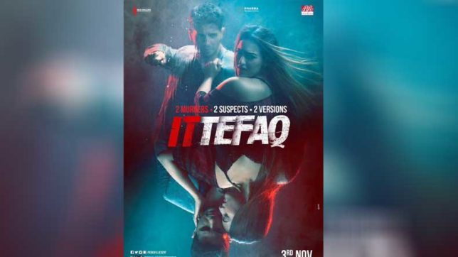 Ittefaq Box Office collection Day 5: Sonakshi Sinha and Sidharth Malhotra's film mints Rs 20.30 crore