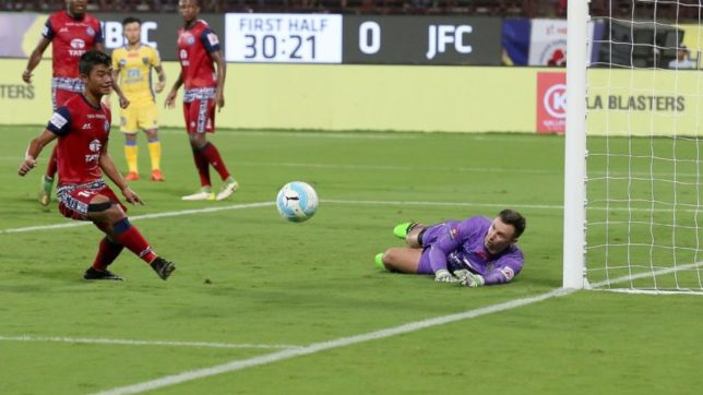 ISL: Jamshedpur FC play goalless draw with Kerala Blasters