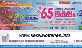 Akshaya AK 320 lottery results declared