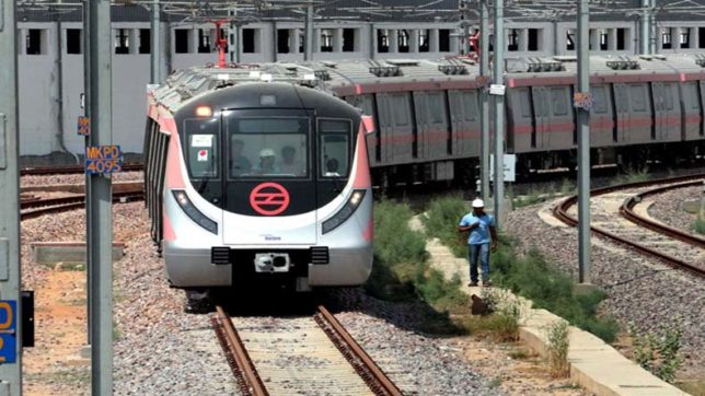 Delhi Metro's Magenta Lina gets safety approval by CMRS