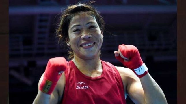 Image result for Mary Kom, Sonia storm into Asian Boxing Championships final