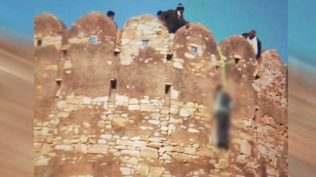 Padmavati ka virodh note found on dead body hanging at Nahargarh Fort, Jaipur