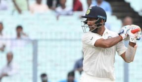 Pujara sets a new record at India vs Sri Lanka test series