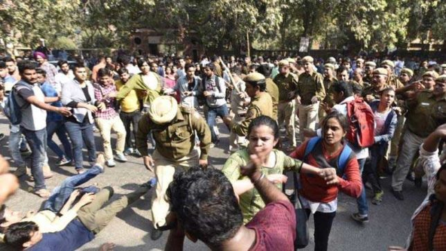 Court junks plea to file another FIR over Ramjas college incident