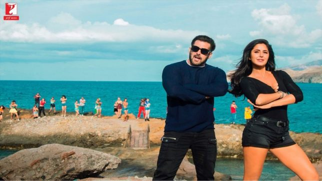 Tiger Zinda Hai: Salman and Katrina look sizzling in Swag Se Swagat teaser