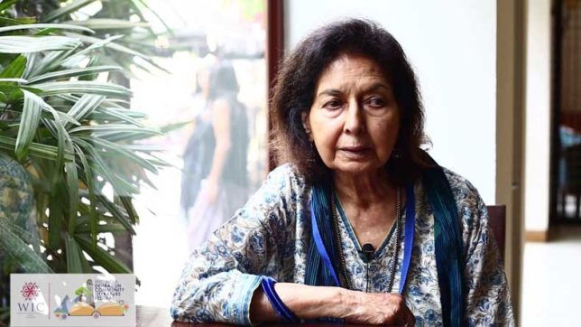 Nayantara Sahgal receives Lifetime Achievement award; criticises Modi govt