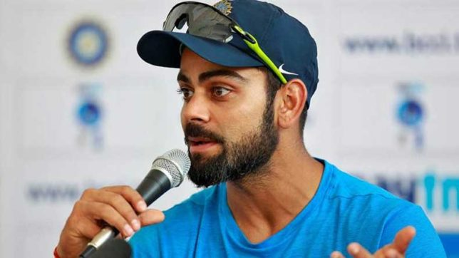 Former skipper MS Dhoni is fit and still performing at his age: Virat Kohli