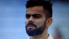 Virat Kohli does a Parvez Rasool, chews gum during national anthem: Why is social media silent?