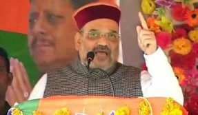 Want early solution to Ram Janambhoomi temple issue: BJP chief Amit Shah