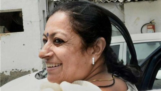 Congress MLA Asha Kumari Slaps Lady Cop, Gets Slapped Back