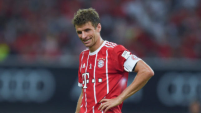 Bayern Munich have the quality and cleverness to get results, says Thomas Muller
