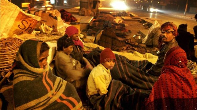 Good news! Delhi govt to provide free chai and rusk, medical care at night shelters