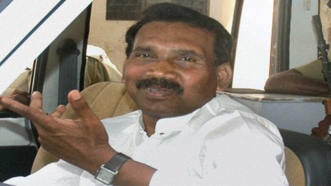 Ex-Jharkhand CM Madhu Koda convicted in coal scam case