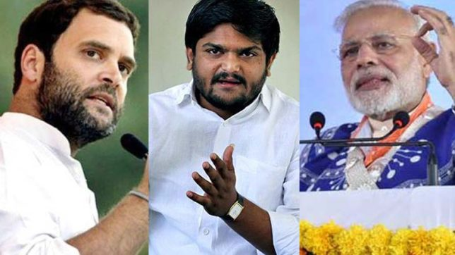 Gujarat Assembly elections 2017: 6 people fight fierce battle, who will emerge the winner?
