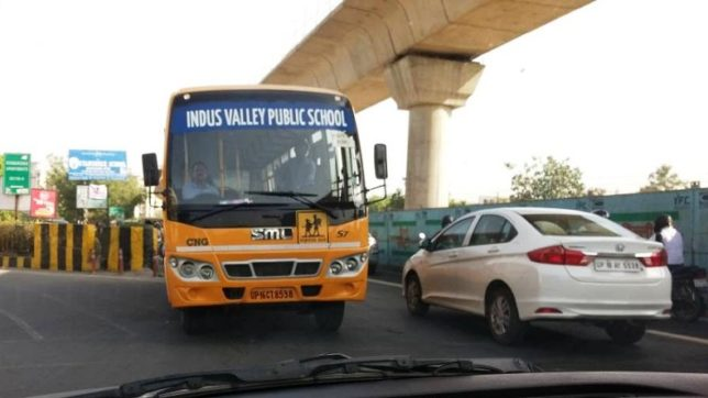 Ghaziabad: Class 11 student arrested for molesting class 5 student in school bus