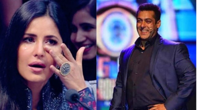 Tiger Zinda Hai promotions: Katrina Kaif broke into tears on reality show, here is what Salman Khan did after that