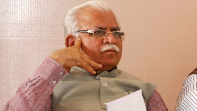 Don't fear CBI, CVC: Haryana CM Khattar to bureaucrats
