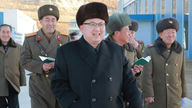 North Korea threatens to be 'most powerful nuclear, military state'