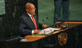 South Africa remains divided on racial lines, says President Jacob Zuma