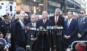 Terrorism charges filed against New York bombing suspect