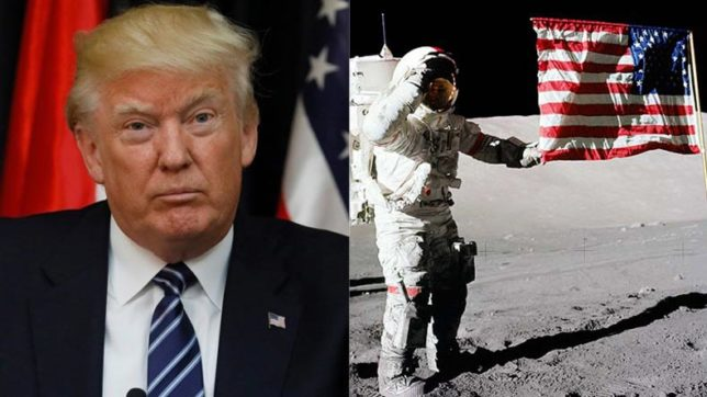 US-President-Donald-Trump-signs-directive-to-send-astronauts-back-to-moon