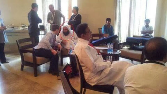Congress in troubled waters after P Chidambaram's picture with Taliban founder resurfaces