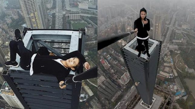 Who was Wu Yongning, how Chinese stuntman ended up filming his own death from 62-story building