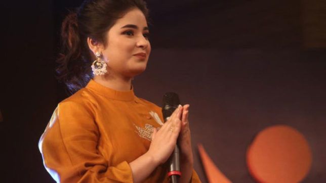 Is Zaira Wasim's Vistara flight controversy aimed at gaining publicity?