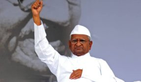 Rs 80,000 cr has come to BJP account in last five months, says Anna Hazare