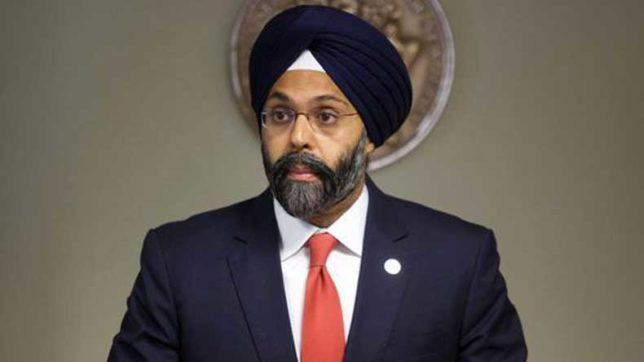 Historic move in New Jersey: Sikh nominated Gurbir S Grewal to be attorney general