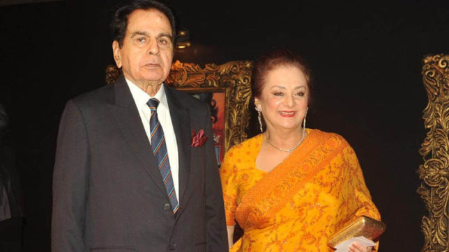 My marriage to Dilip Kumar a fairytale dream: Saira Banu