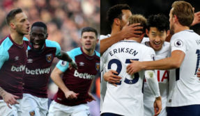 English Premier League: Chelsea stunned by West Ham, Tottenham score 5 against Stoke