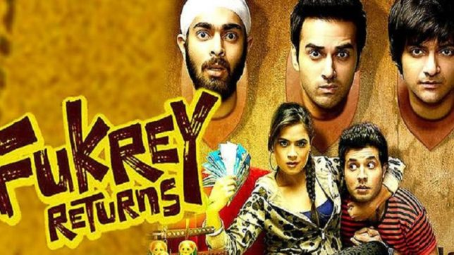 Fukrey Returns Box Office Collection Day 7: Pulkit Samrat, Richa Chadha's comedy flick mints Rs 50.30 Crores