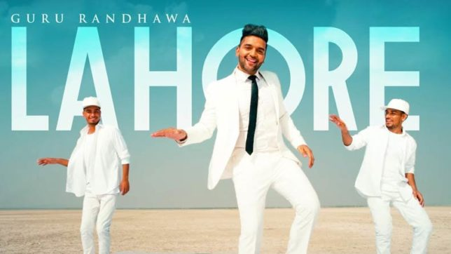 After Ban Ja Tu Meri Rani, Guru Randhawa's song Lahore is trending with maximum downloads