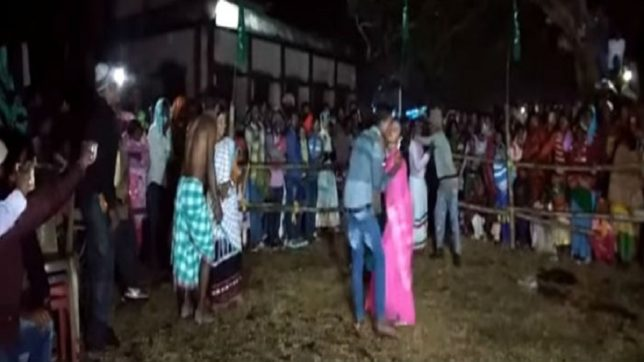 Jharkhand kissing competition row: BJP demands suspension of JMM legislator over tribal sentiments